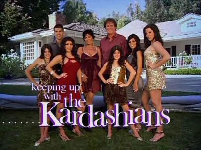 keeping up with the kardashians-title